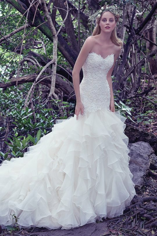 Tawny Maggie Sottero