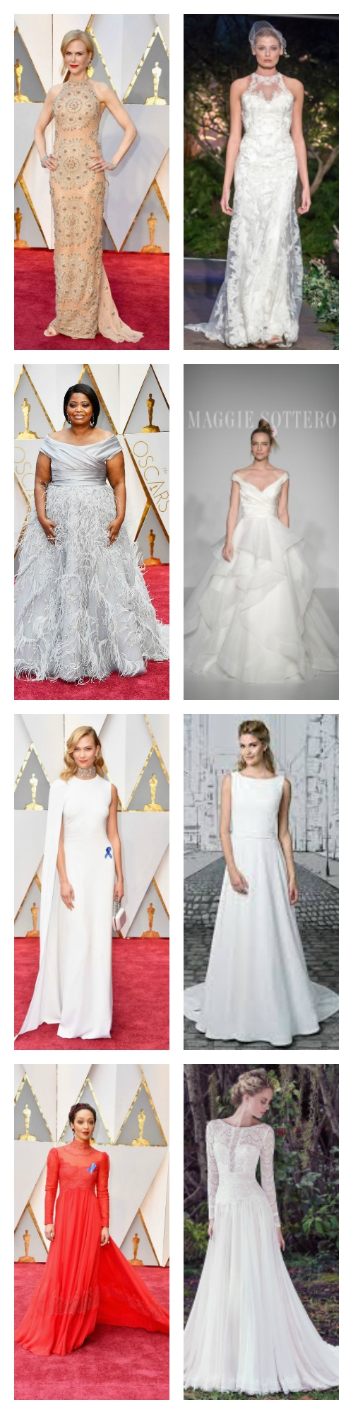 oscars collage